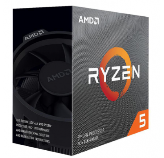 AMD RYZEN 5 3600 3.6GHZ / 4.2GHZ AM4 65W BOX
