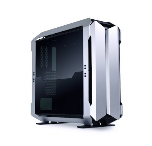 LIAN LI Odyssey X Silver Tempered Glass on the Left and Right Sides, Aluminum Full Tower Gaming