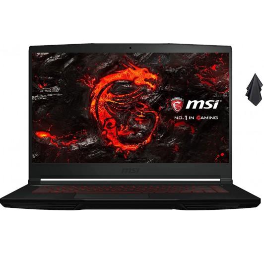 "MSI GF63 THIN GAMING Core™ i5-10300H 2.5GHz 256GB SSD 8GB 15.6"" (1920x1080) WIN10 NVIDIA® GTX 1650 4096MB Backlit Keyboard"