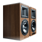 EDIFIER Airpulse A80 / certificado de audio HI-RES, amplificador integrado, óptico, subsalida, Bluetooth 5.0 aptX, AUX, PC y entradas USB