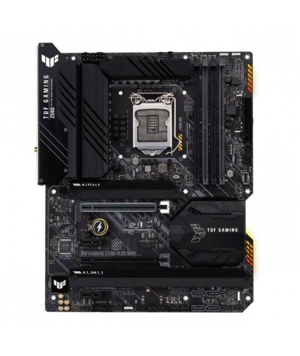 Asus TUF GAMING Z590-PLUS WIFI 1200  Z590/ DDR4/ 2xCrssFX/ SATA3&USB3.2 M2 ATX
