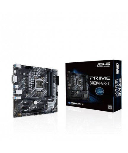 ASUS PRIME B460M-A R2.0 LGA1200 SATA3&USB3.2 M.2 MATX