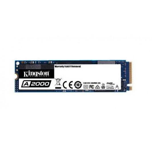 Kingston A2000 500GB M.2 PCIe Gen 3.0 x 4