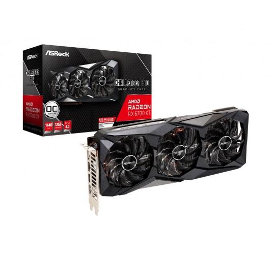 ASRock Radeon RX 6700 XT Challenger Pro  12GB GDDR6  (RX6700XT CLP 12GO)